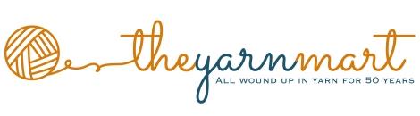 Yarn Mart logo horizontal